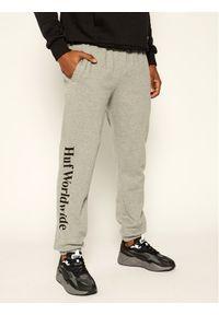 Szare spodnie dresowe HUF