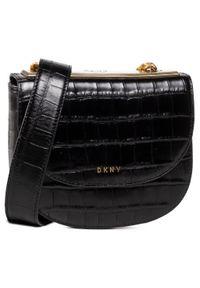 Czarna listonoszka DKNY