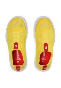 Reima Sneakersy Fresh Slipon 569333 Żółty. Kolor: żółty