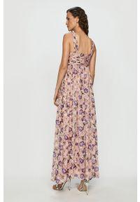 Sukienka Vila na ramiączkach, w kwiaty