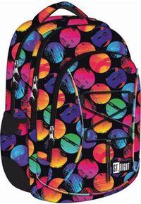 St. Majewski Plecak Stright BP-32 Colourful Dots (270788)