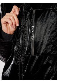 Rains Kurtka przeciwdeszczowa Unisex 1532 Czarny Regular Fit. Kolor: czarny #4