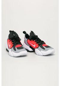 Szare buty sportowe Nike z cholewką, Nike Air Max