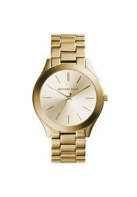 Złoty zegarek Michael Kors klasyczny