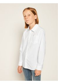 Biała koszula Pepe Jeans