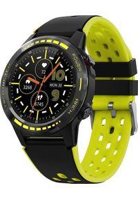 Smartwatch Pacific 12 Żółty (15526-uniw). Rodzaj zegarka: smartwatch. Kolor: żółty