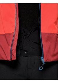Millet Kurtka narciarska Roldal MIV8935 Czerwony Regular Fit. Kolor: czerwony