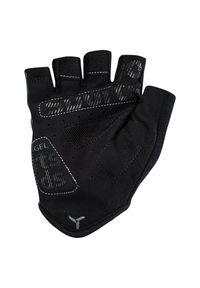 Rękawice rowerowe męskie Silvini Liro MA1444. Materiał: skóra, syntetyk, materiał. Wzór: paski