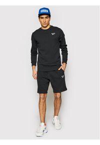 Reebok Bluza Identity GL3167 Czarny Regular Fit. Kolor: czarny