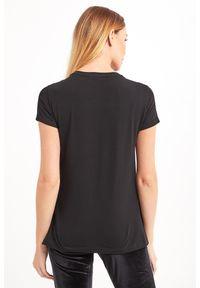 T-shirt EA7 Emporio Armani na co dzień, casualowy #4