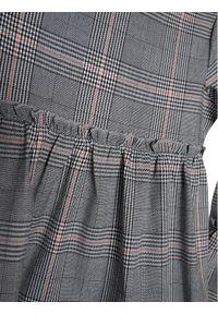 Mayoral Sukienka codzienna 4983 Szary Regular Fit. Okazja: na co dzień. Kolor: szary. Typ sukienki: proste. Styl: casual
