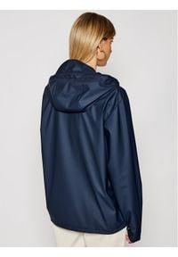Rains Kurtka przeciwdeszczowa Unisex 1826 Granatowy Regular Fit. Kolor: niebieski #2