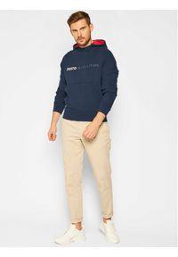 Musto Bluza Evo Logo 82043 Granatowy Regular Fit. Kolor: niebieski #5