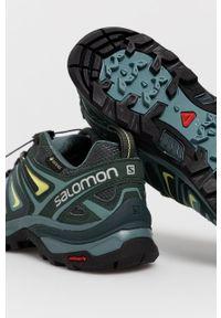 salomon - Salomon - Buty X ULTRA3 GTX. Kolor: zielony
