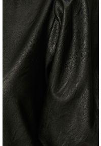 Czarna sukienka Haily's na co dzień, casualowa, z krótkim rękawem