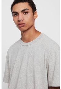 Szary t-shirt AllSaints #5