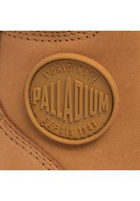 Brązowe trapery Palladium