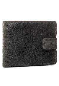 Szary portfel Stefania