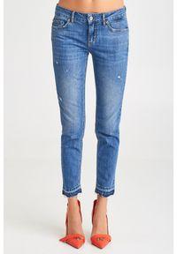 Liu Jo - JEANSY liu jo. Stan: podwyższony. Materiał: jeans. Styl: klasyczny