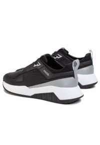 Czarne sneakersy Hugo