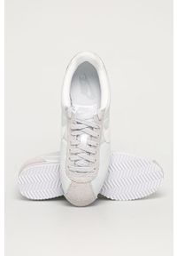 Szare buty sportowe Nike z cholewką, Nike Cortez