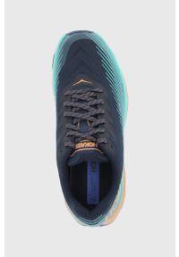Hoka One One - Buty Torrent 2. Nosek buta: okrągły. Zapięcie: sznurówki. Kolor: niebieski. Wzór: geometria. Sport: bieganie