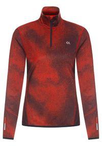 Czerwona bluza sportowa Calvin Klein Performance #6