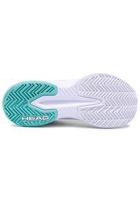Białe buty sportowe Head do biegania
