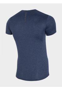 Niebieska koszulka termoaktywna outhorn melanż