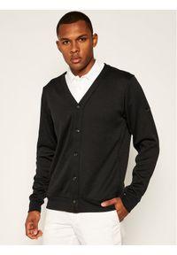 Czarna bluza sportowa Nike Dri-Fit (Nike), na golfa, z golfem