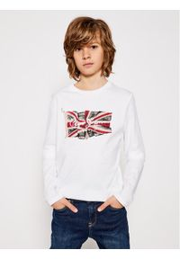 Biały t-shirt Pepe Jeans #5