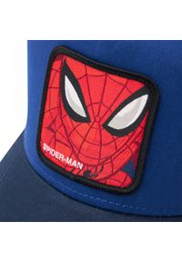 CapsLab - Czapka z daszkiem CAPSLAB - Spider-Man CL/MAR/1/SPI1 Niebieski. Kolor: niebieski. Materiał: materiał, bawełna, poliester