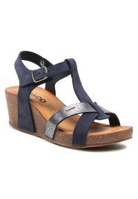 Niebieskie sandały Igi & Co
