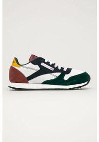 Wielokolorowe buty sportowe Reebok Classic Reebok Classic, na sznurówki