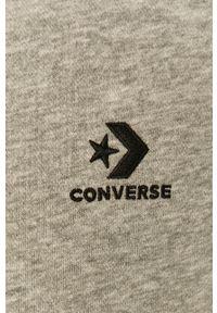 Converse - Bluza. Okazja: na co dzień. Kolor: szary. Styl: casual