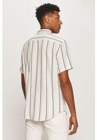 Biała koszula Levi's® z klasycznym kołnierzykiem, biznesowa