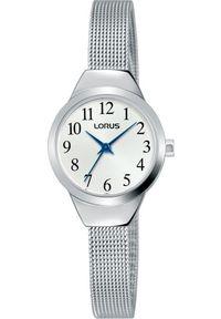 Srebrny zegarek Lorus