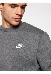 Nike Bluza Sportswear Club Fleece BV2662 Szary Standard Fit. Kolor: szary