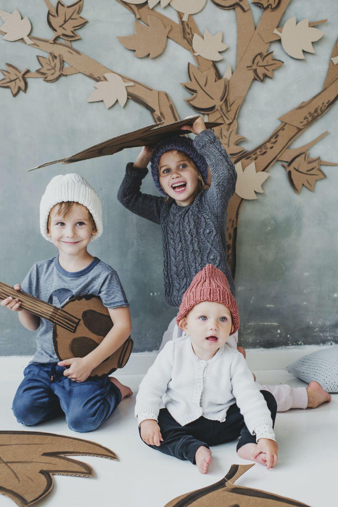 Moda dziecięca w promocji