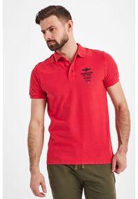 Koszulka polo Aeronautica Militare sportowa, polo