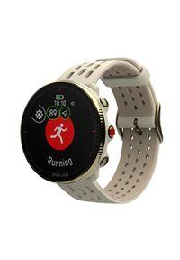 POLAR - Zegarek do biegania Polar Vantage M2 Gold. Materiał: polar. Styl: sportowy