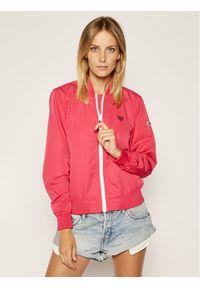 Różowa bomberka Tommy Jeans