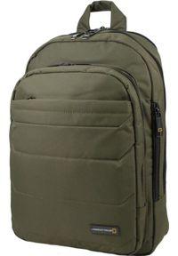 Brązowy plecak na laptopa National Geographic