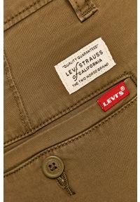 Zielone szorty Levi's® casualowe, w kolorowe wzory