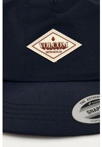 Volcom - Czapka z daszkiem. Kolor: niebieski