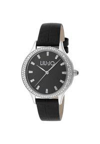 Czarny zegarek Liu Jo elegancki