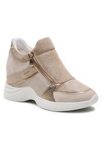 Geox Sneakersy D Armonica B D04HVB 07722 C5AH6 Beżowy. Kolor: beżowy