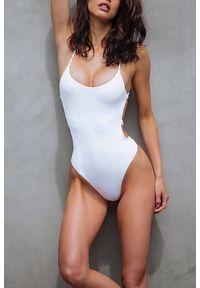 Biały strój kąpielowy IVET