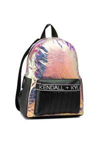 Czarny plecak Kendall + Kylie