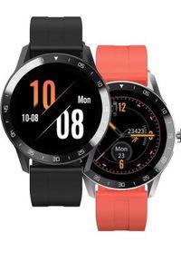 Smartwatch Blackview X1 Czarny (GX1 Sport). Rodzaj zegarka: smartwatch. Kolor: czarny. Styl: sportowy